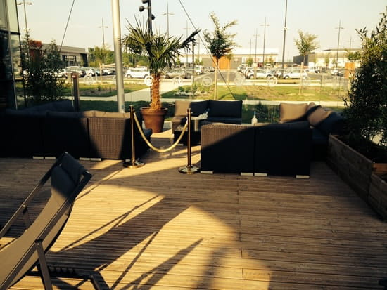 Rockside Café  - terrasse -   © rocksidecafe