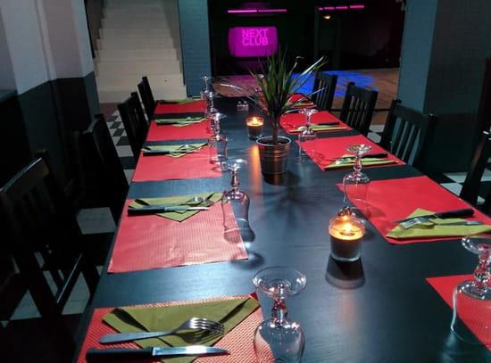 Next Club Restaurant  - Salle -