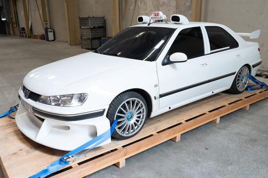 Peugeotde Taxi 2: la 406a été vendue, à quel prix? [photos]