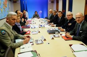 Intervention en Syrie: le Parlement divisé, vive opposition LR et de la gauche de la gauche