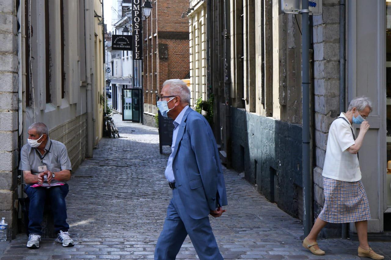 DIRECT. Covid-19en France: Ehpad, nombre de cas... Les tout derniers chiffres