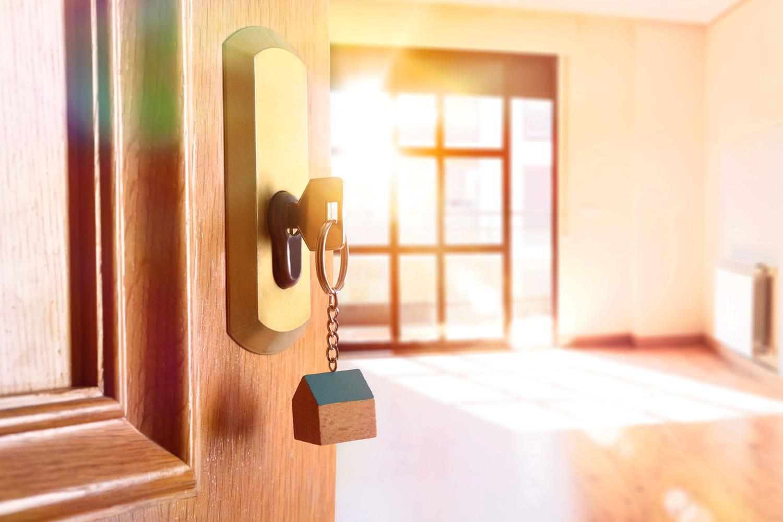 Demande de remise des clefs malgré l'émission de réserves