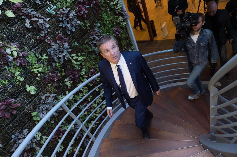 Nicolas Dupont-Aignan devancé dans son fief de l'Essonne — Législatives