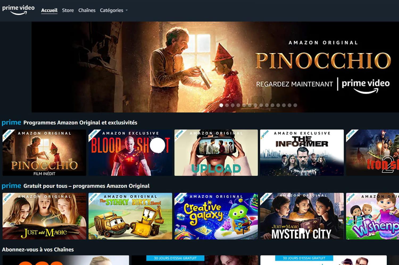 A quel prix profiter d'Amazon Prime Video? Le guide