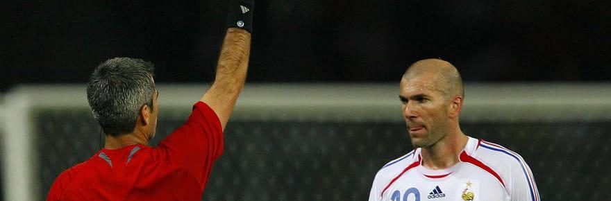 9 juillet 2006 : le jour où Zidane a terminé sa carrière sur un coup de boule