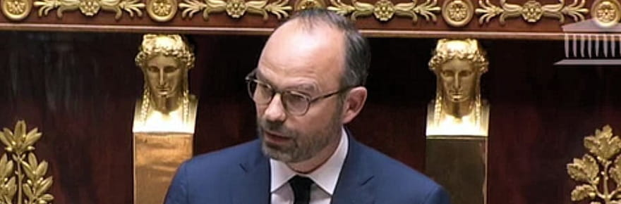 Discours d'Edouard Philippe : tabac, vaccins, RSI... Les annonces