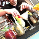 L'Artdoise Craie L'Histoire  - Cocktails en préparation -   © L'artdoise