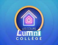 Les cours Lumni - Collège : 6E