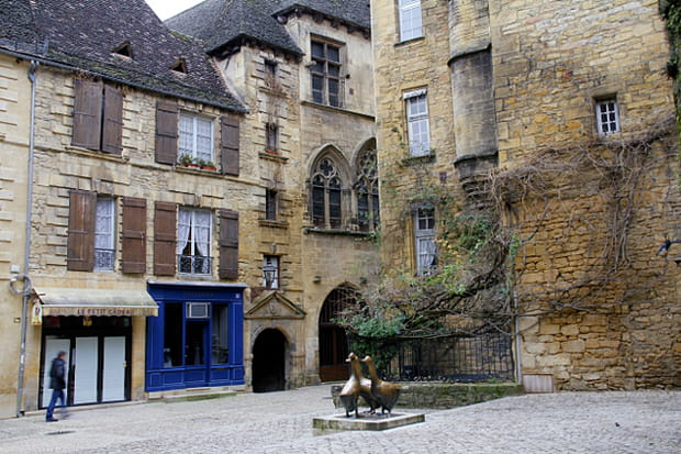 Un week-end gastronomique à Sarlat
