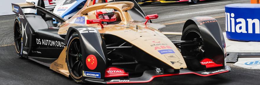 Tout savoir de la Formule E avant le e-Prix de Paris