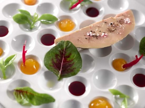 Les Clefs d'Argent  - foie gras canard -   © les clefs d'argent