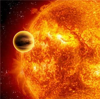 cette planète pourrait abriter une forme de vie extraterrestre.