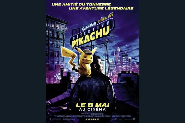 Détective Pikachu - Photo 1