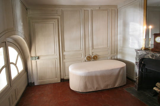 La salle de bain du duc d'Orléans