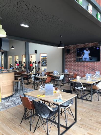 Restaurant : Le Daf'  - Salle de restaurant -   © Brasserie Le Daf'