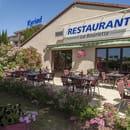 Restaurant la Bouriette  - terrasse -