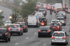 Info trafic: encore des bouchons records ce mardi soir?
