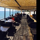 Restaurant : Pascal Paoli  - Terrasse bord de mer  -