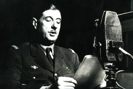 """Charles de Gaulle: l'appel du 18juin en intégralité et la biographie du """"Grand Charles"""""""
