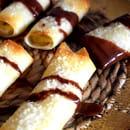 Dessert : Viet d'Azur  - Nem banane -   © Original