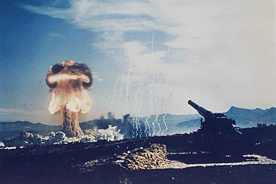 L'obus nucléaire