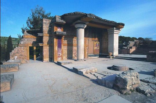 Palais minoens