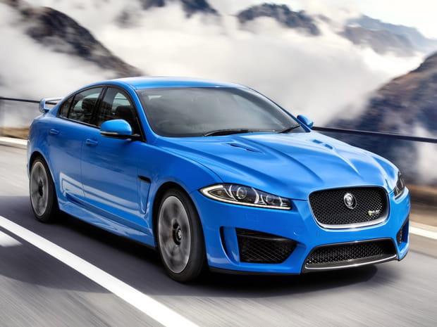 Jaguar XFR-S: berline sportive sans compromis