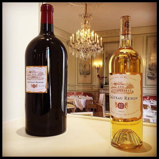 Boisson : Quanjude Bordeaux  - chateau renon -   © quanjude