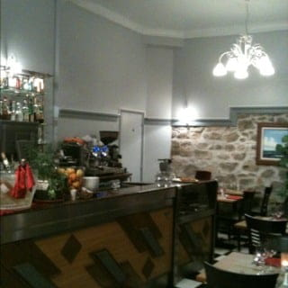Restaurant : Le Café des Arts
