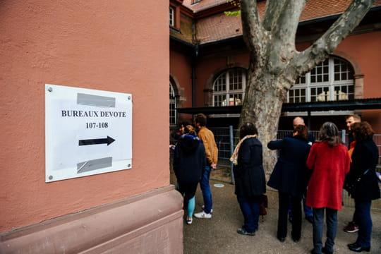 Taux d'abstention législatives 2017à 17h: 64,67%, vers un record