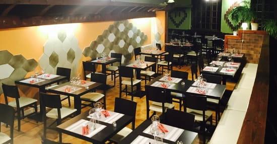 Le Caribou  - Salle restaurant -