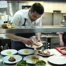 Le Chateaubriand  - Inaki en cuisine -   © L'Internaute Magazine/Marianne Aubry-Lecomte