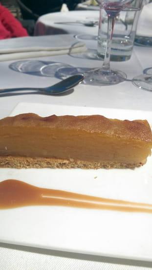 Dessert : Le Moutardier du Pape  - Tarte aux pommes !  -