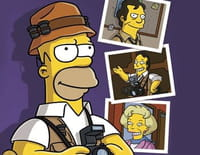 Les Simpson : Homerazzi