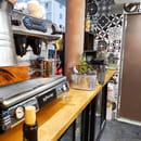Restaurant : A La Maison  - Le comptoir -   © Non