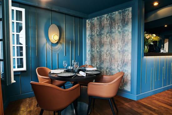 Restaurant : Les Flots  - Salle - Les Flots -   © Edouard Nguyen