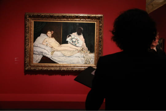 Musée d'Orsay: le modèle noir de Géricault à Matisse dès le 26mars