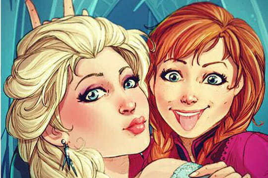 Et si les personnages Disney avaient un compte Instagram ?