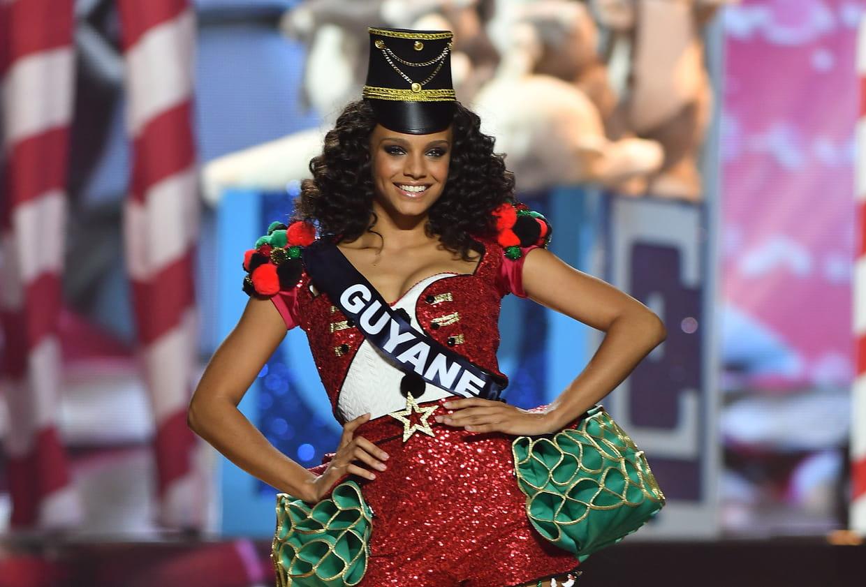 Les plus belles photos de miss france 2017 et le sacre de - Miss france guyane 2017 ...
