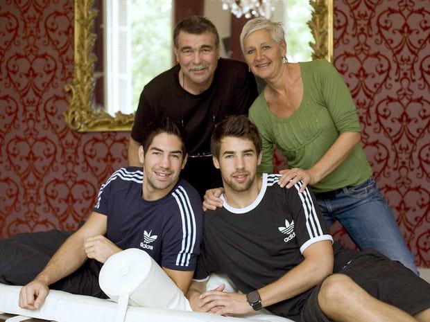 Famille, amis, avocats... Qui sont les proches de Nikola et Luka Karabatic?