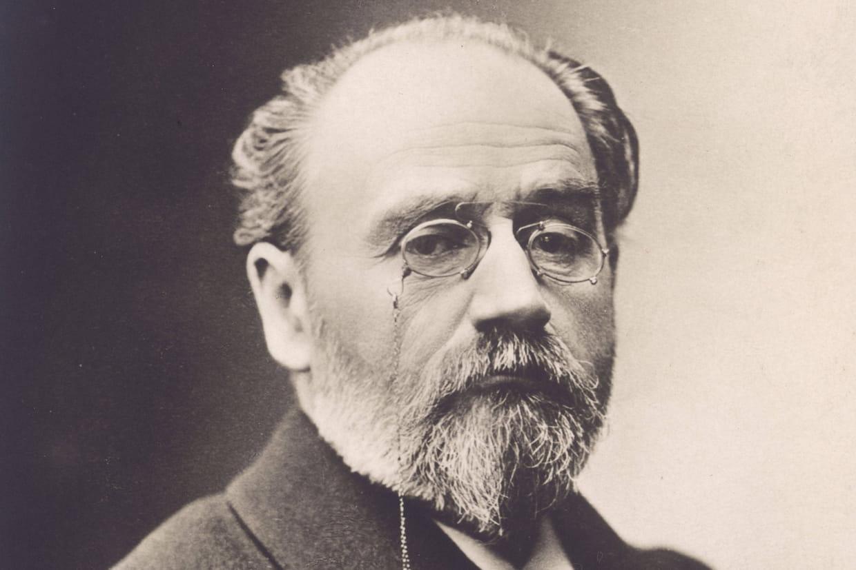 Emile Zola Biographie De L Auteur Naturaliste Des Rougon