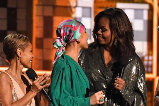 Grammy Awards 2019: Michelle Obama superstar