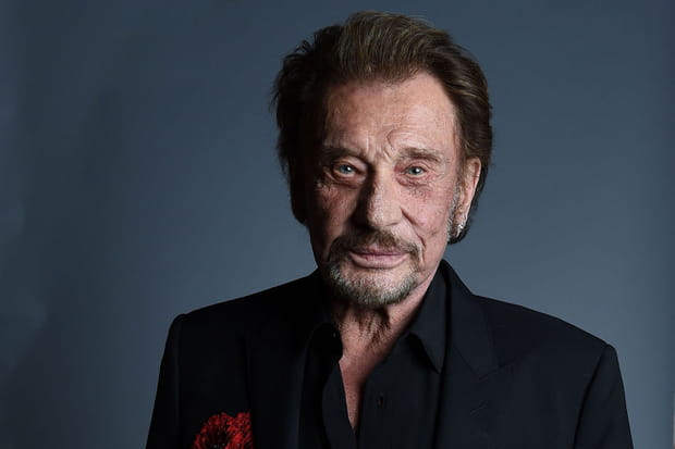 La vie de Johnny Hallyday en 100 images