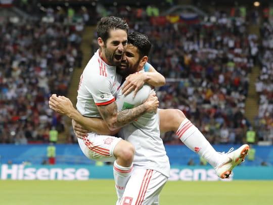 Iran - Espagne: Diego Costa sauve la Roja, le résumé du match en vidéo