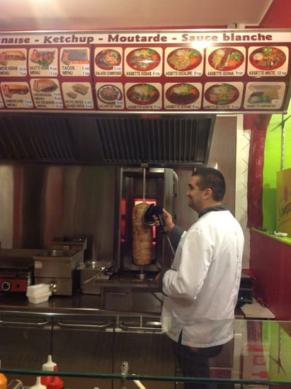 Ararat Royal Kebab  - Le Chef -