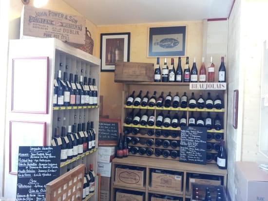 """Restaurant Cave le Cinquante  - le nouveau """"coin"""" cave à vins -"""