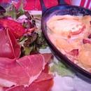 Plat : Restaurant La  Croix  Saint  Maurice  - Chevriflette -