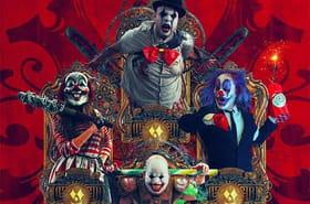 Un show inédit avec des clowns pour les 6 ans du Manoir de Paris