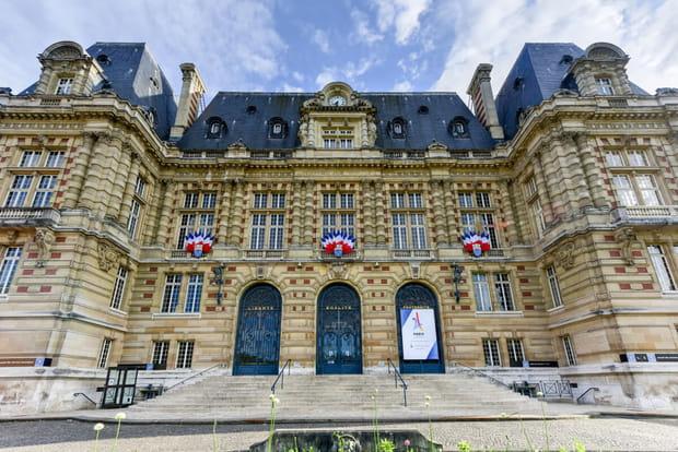 Résultat élection européenne Versailles