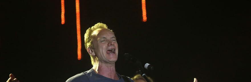 Sting au Bataclan: comment et où acheter son billet?
